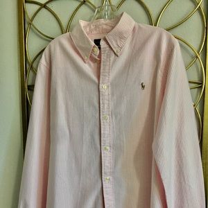 New without tags...Ralph Lauren Oxford Blouse!